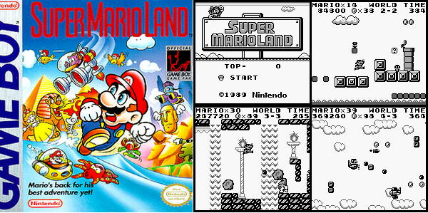 Game Boy : Super Mario Land