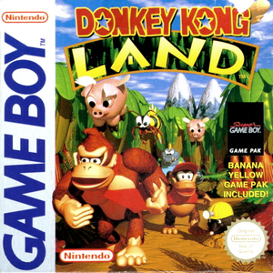 Game Boy : Donkey Kong Land
