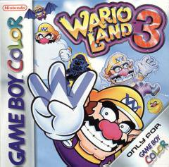 Game Boy : Wario Land 3