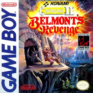 Game Boy : Castlevania II - Belmont's Revenge