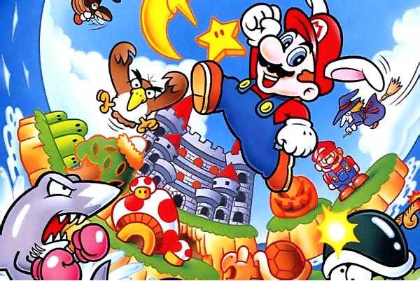 Game Boy : Super Mario Land 2: 6 Golden Coins
