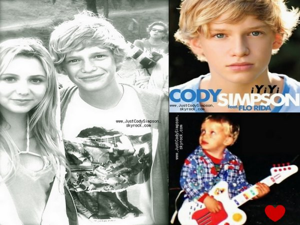 ____ Divers Photos de Cody: Photo sur le tournage de iYiYi; Photo de la pochette de iYiYi; et Photo de Cody fesant de la guitare à 3 ans. + N'oubliez pas que le single iYiYi sera disponible sur Itunes le 1er Juin! ____