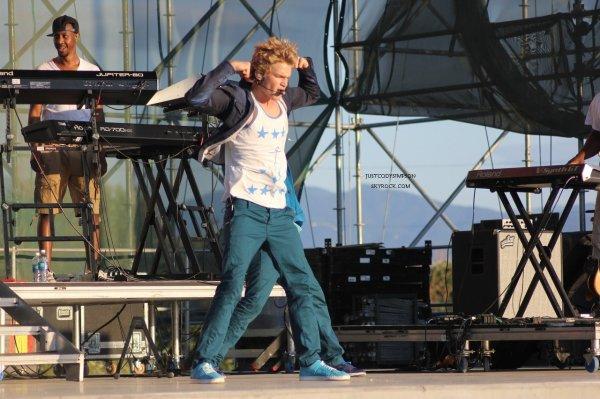____ Cody a fait une vidéo sur On My Mind avec Keenan Cahill, connu pour faire des reprises de chansons avec des stars. + Photos du Big Time Summer Tour. ____