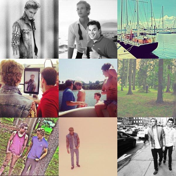 ____ Sixième épisode de la série d'été Wish U Were Here. + Cody sur la chaîne Sunrise.++ Ustream de Cody et sa bande.   ____