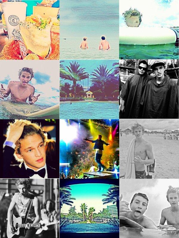 ____ Episode 7 de la série d'été Wish U Were Here. + Cody a surfé avec ses amis. ++ Séance de dédicaces dans un Kmart. +++ Plein de news de notre Aussie favoris! :D ____
