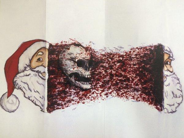 Dead Santa Claus (Décembre 2015)