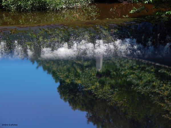 avec la chaleur photos au bord de l'eau mais un peu différentes