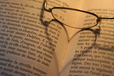 dans un livre , je t'aime .