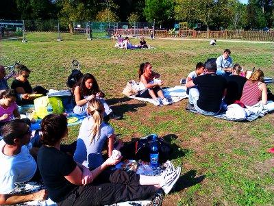 1er novembre: Grand jeu Inter-générations à Vaugrenier!