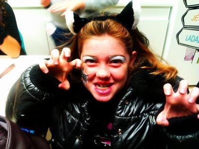Halloween au laser Quest!