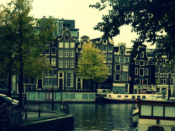 Amsterdam - 1 mois et demi