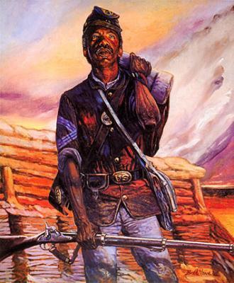 ~ buffalo soldier ~