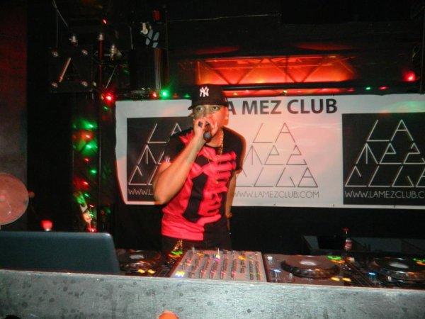 SHOW LA MEZ CLUB BESANçON