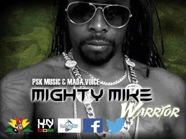 NEW MADA VOICE TUNE - MIGHTY MIKE WARRIOR