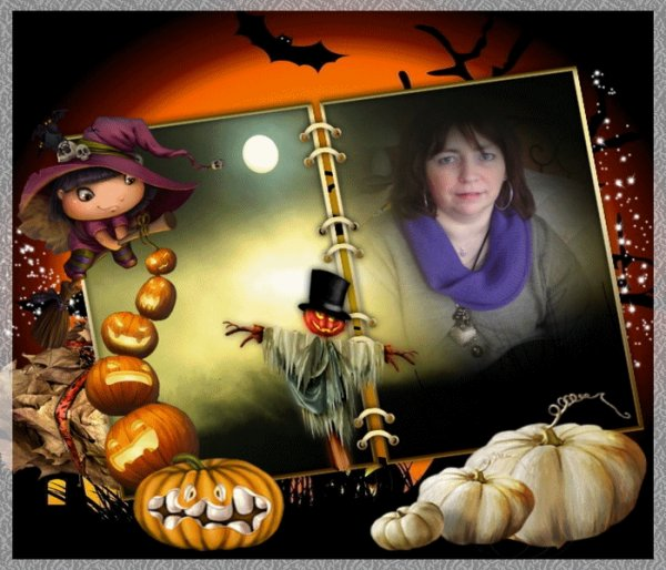 kdo pour mon amie Kdocricri . Happy halloween