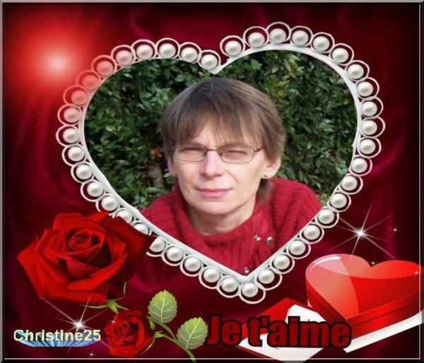 kdo de Mon Amie Kdochristine25  (l)   (l)   Merci beaucoup