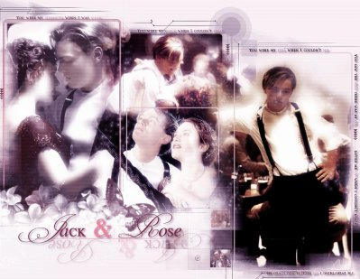 ♥ Jack et Rose ♥