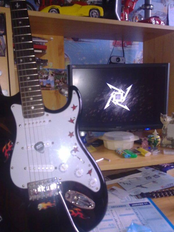 Ma passion la musique