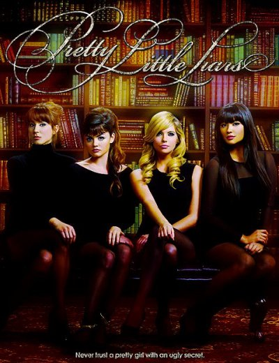 Photoshoot de Pretty Little Liars