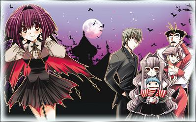 Karin Chibi Vampire [Manga / Anime]