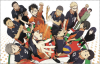 Haikyuu !!  Par dream-of-jenifael