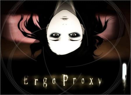 Ergo Proxy  ParOP-Monet-Prime