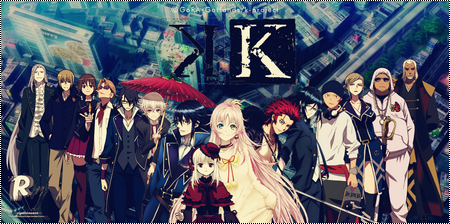 K Project  ParTobie-Manga-Fiction