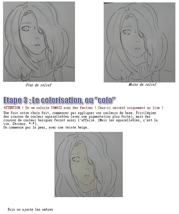 Conseils dessin #1 [Mi manga / Mi réaliste]