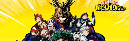 Boku no Hero Academia [Manga / Anime] Par SomeFun