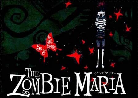 The Zombie Maria  . Spécial Halloween
