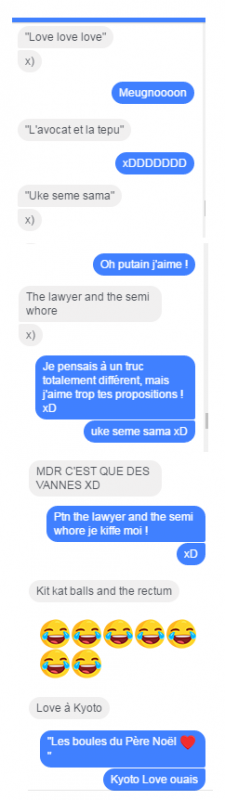 Projet Yaoi : Brainstorming