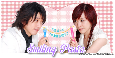 Smiling Pasta   . Spécial St Valentin