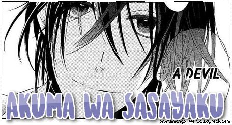 Akuma wa Sasayaku
