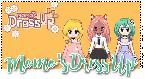 Momo's Dress Up