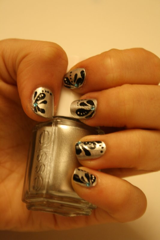 Nail Art gouttes