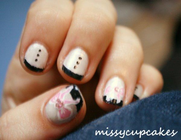 "Nail Art ""haute couture"""