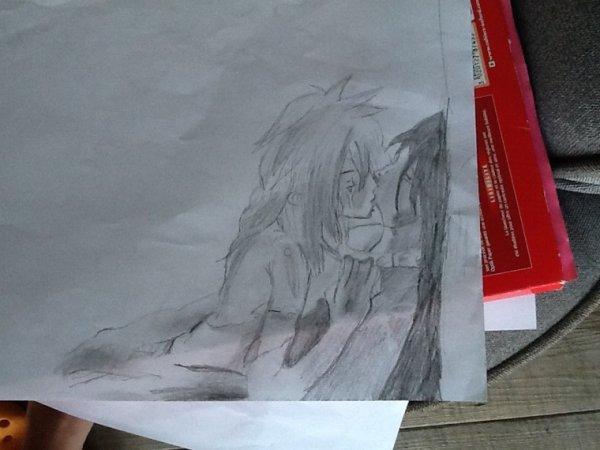 Pour le concours de dessin de yukana-kuruta-scarlet