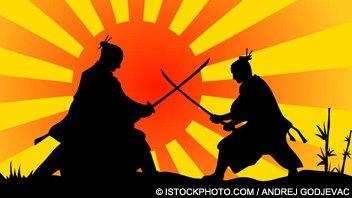 les samourais