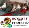 BOYCOTT DE L'EURO 2012