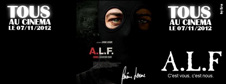 A.L.F SORT AUJOURD'HUI AU CINEMA