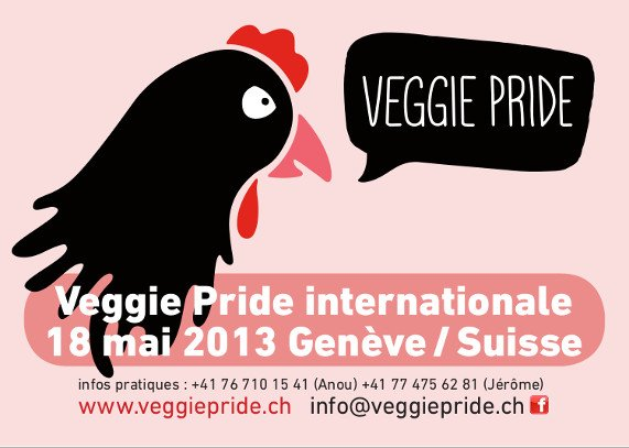 La Veggie Pride - édition 2013