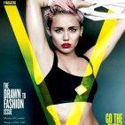 04.05.2013 Miley élue la femme la plus HOT selon Maxims Magazine. Congrats