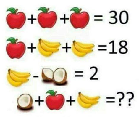 QUI sait compter ??