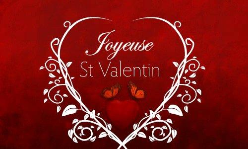 Bonne saint Valentin a tous les amoureux les amants et bonne journée pour tous les autres 😁😁 Pour ma part ce sera juste une bonne journée 😂😂😂😂