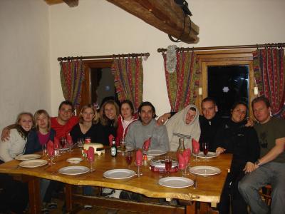 Restaurant Altitude Saint Gervais Descente Luge