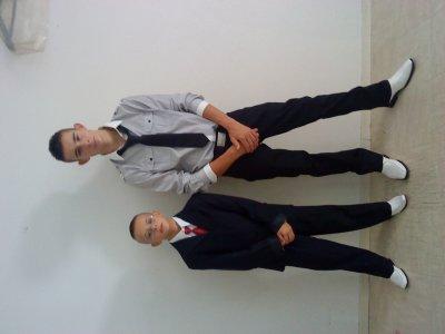 yo et my hermanos