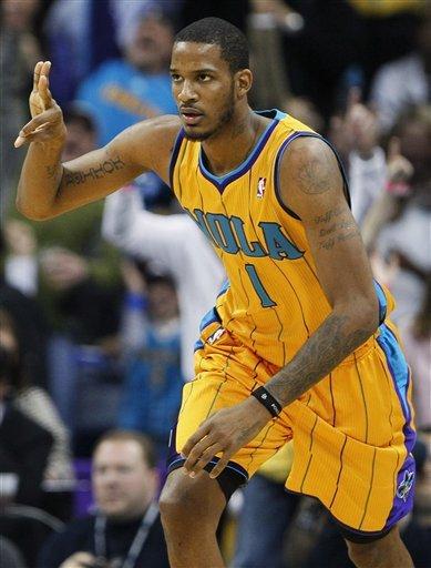 Calendrier NBA Hornets 2011 /2012