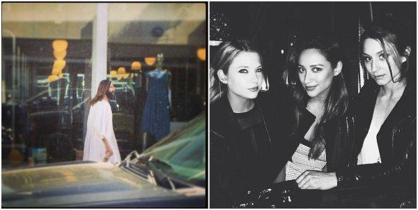 Photos Instagram datant du 7 au 9 avril 2014
