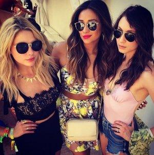 12-13/04/2014 : Troian au festival Coachella