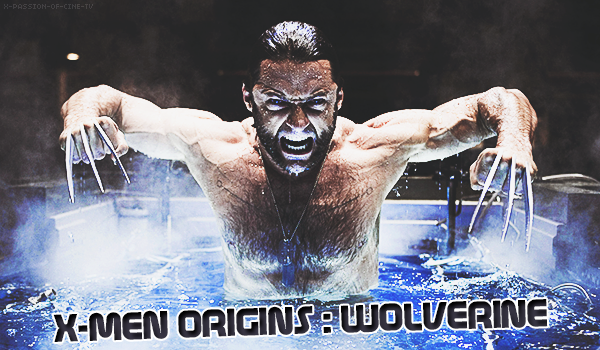 X-Men Origins : Wolverine (2009)